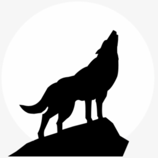 White Wolf Clipart Wolf Howl.