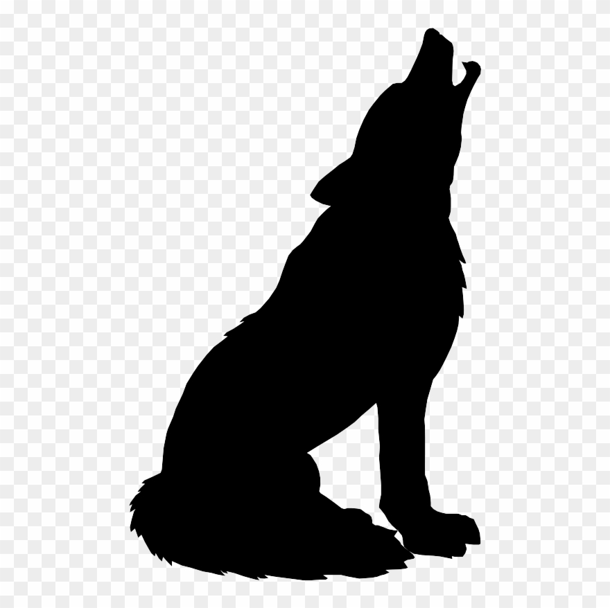 Clipart Of Hundred, Wolf And Petersburg.
