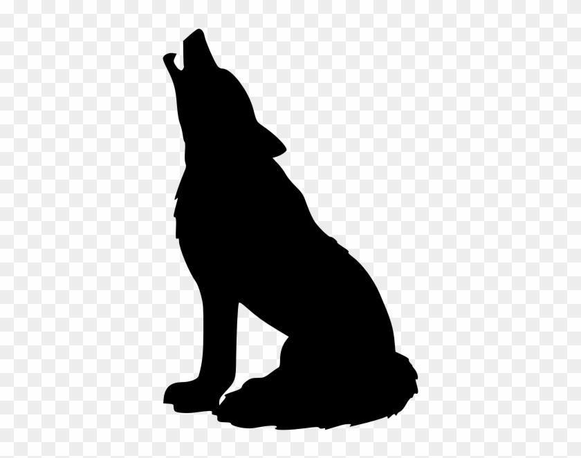 Wolf Howling Wolf Clip Art.
