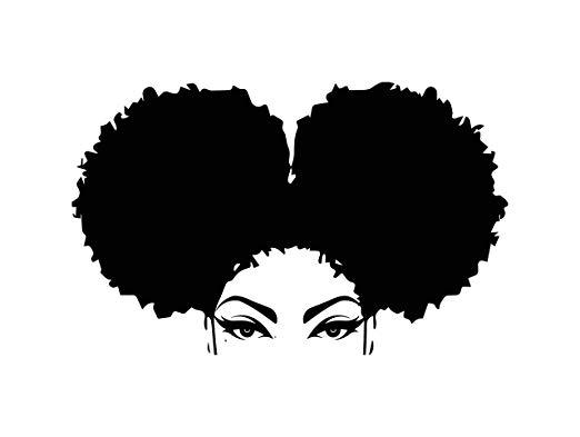 Amazon.com: EvelynDavid Black Woman Stylish Princess.