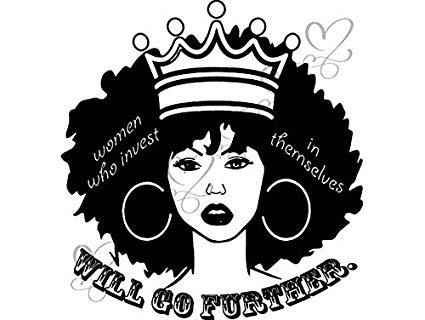 Amazon.com: Yetta Quiller Black Women Nubian Princess Queen Afro.