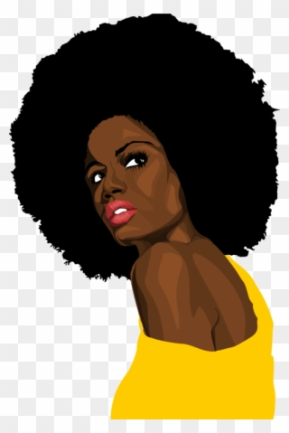 Free PNG African American Woman Clip Art Download.