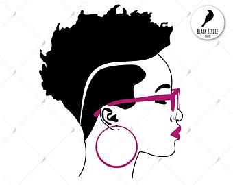 Black Woman Clipart Png.