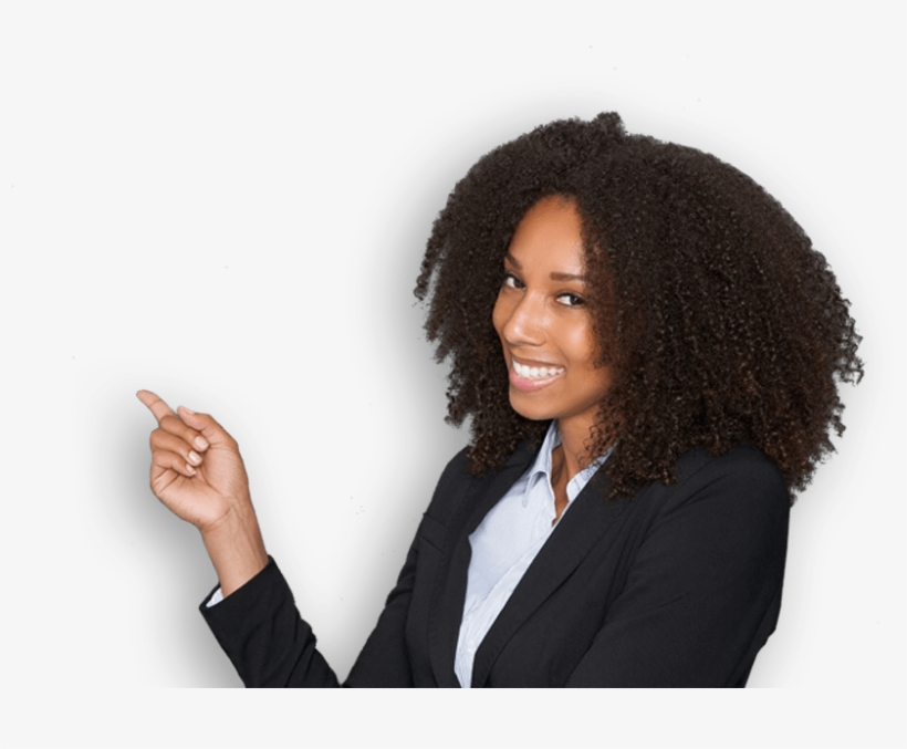 Black Professional Woman Png & Free Black Professional Woman.png.