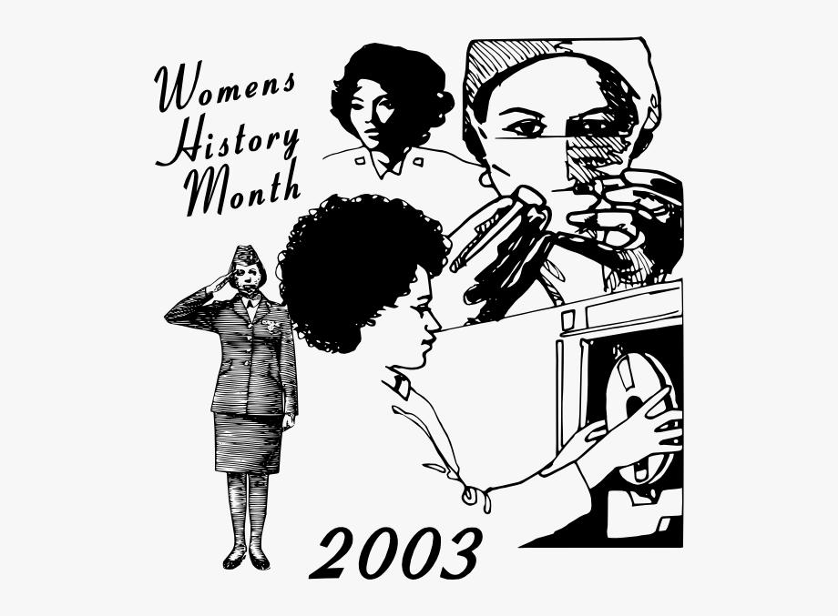 Original Png Clip Art File Women History Month Svg.