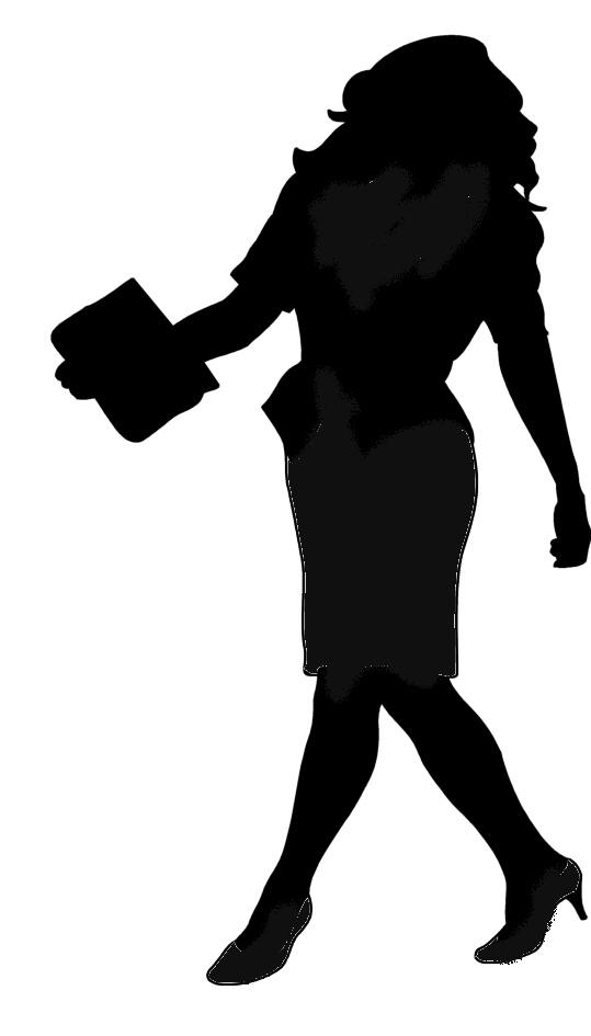 Silhouette Women.