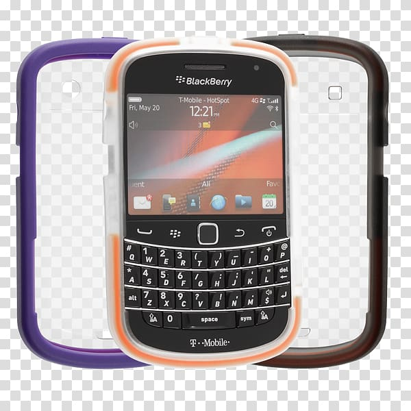 Feature phone Smartphone BlackBerry Bold 9900 Mobile Phone.