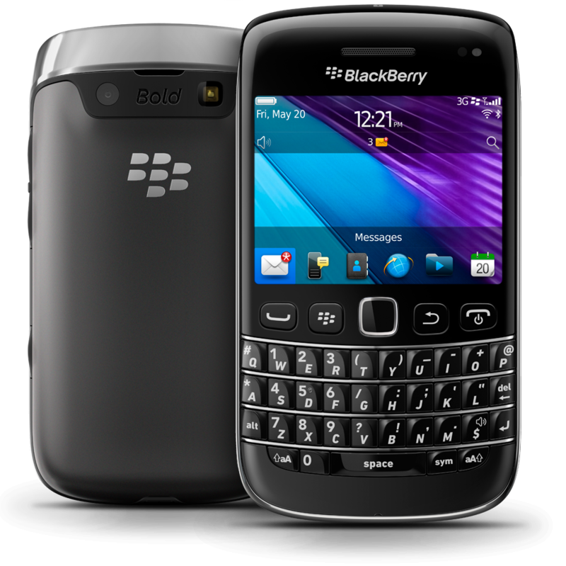 BlackBerry Bold 9790.