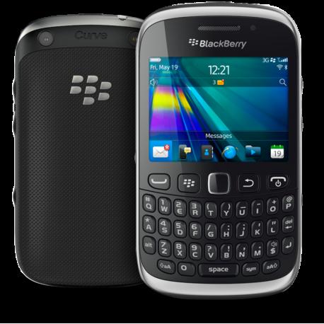 Blackberry curve 9320 Refurbished Mobile Phone.