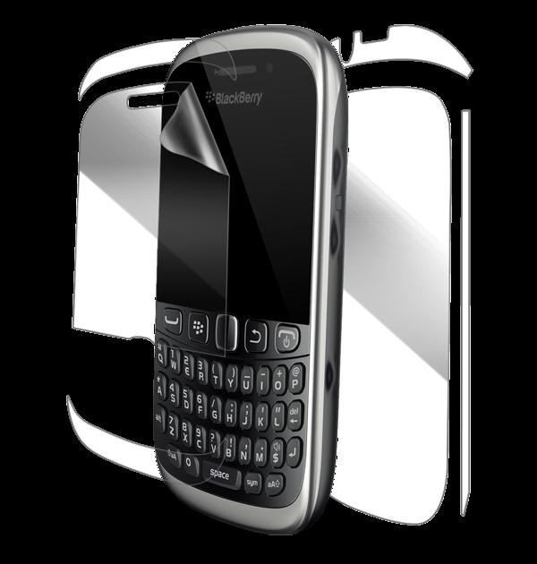 BlackBerry Curve 9320 Screen Protectors, Scratch Guards.