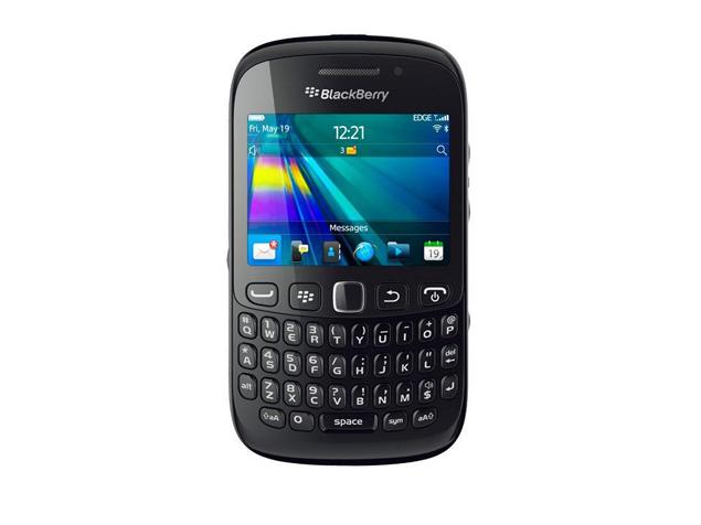 BlackBerry Curve 9220.