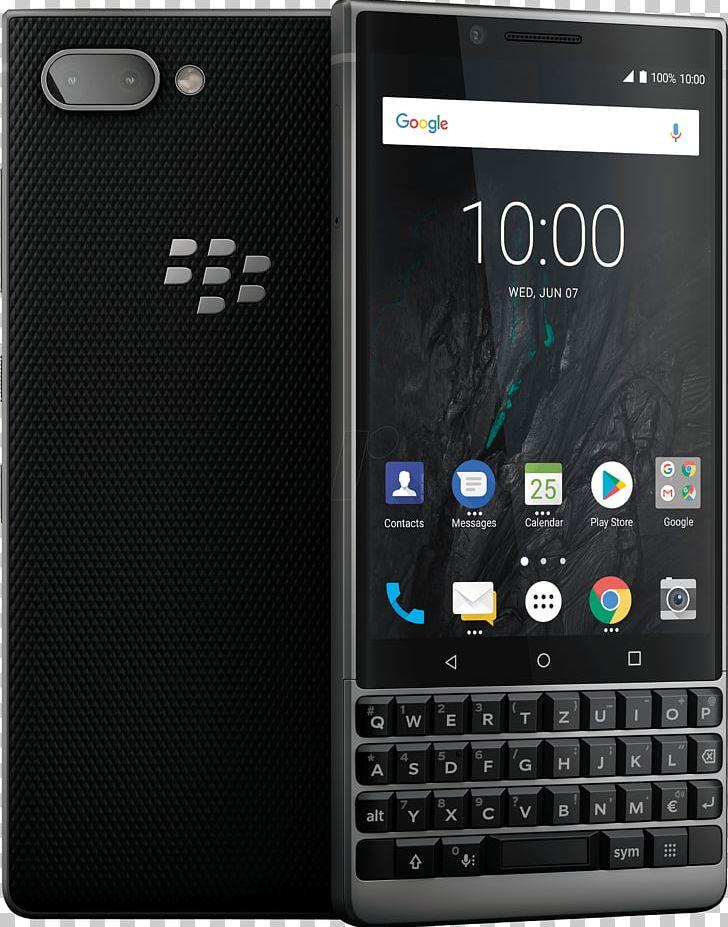 BlackBerry KEYone BlackBerry Key2 Smartphone (Unlocked PNG.