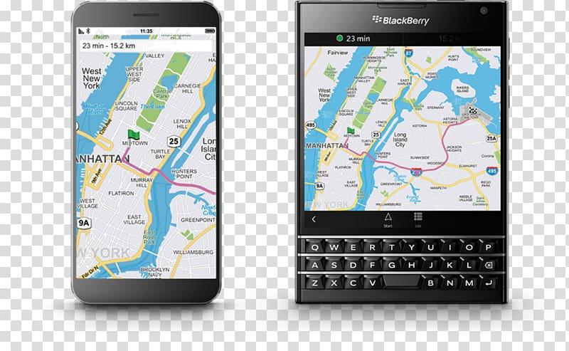 Feature phone Smartphone BlackBerry Passport Handheld.