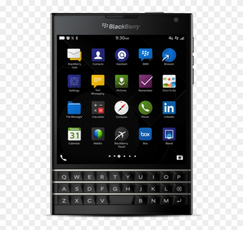 Blackberry Introduces Its New Square.