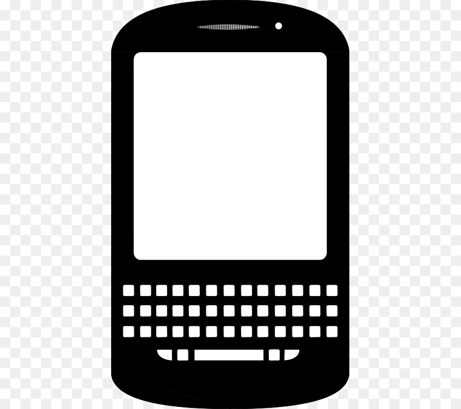 Blackberry Q10 Computer Accessory png download.