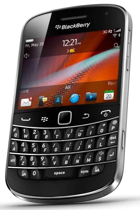 Five New BlackBerry 7 Smartphones.