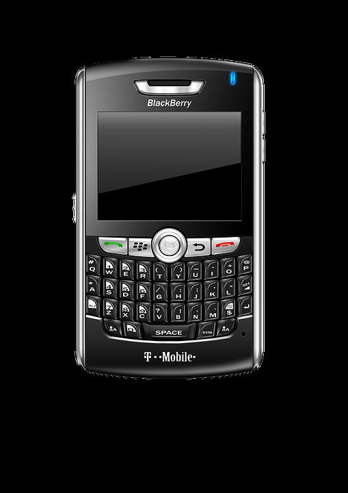 Phone Blackberry Mobile.