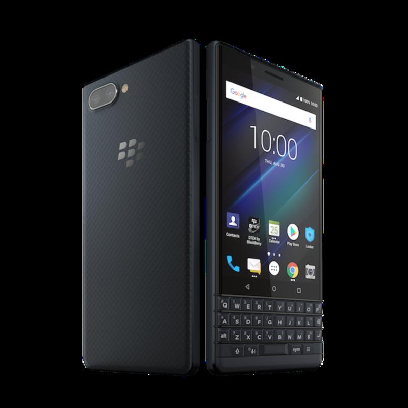 BlackBerry Key 2 LE Smartphone LTE, Slate.