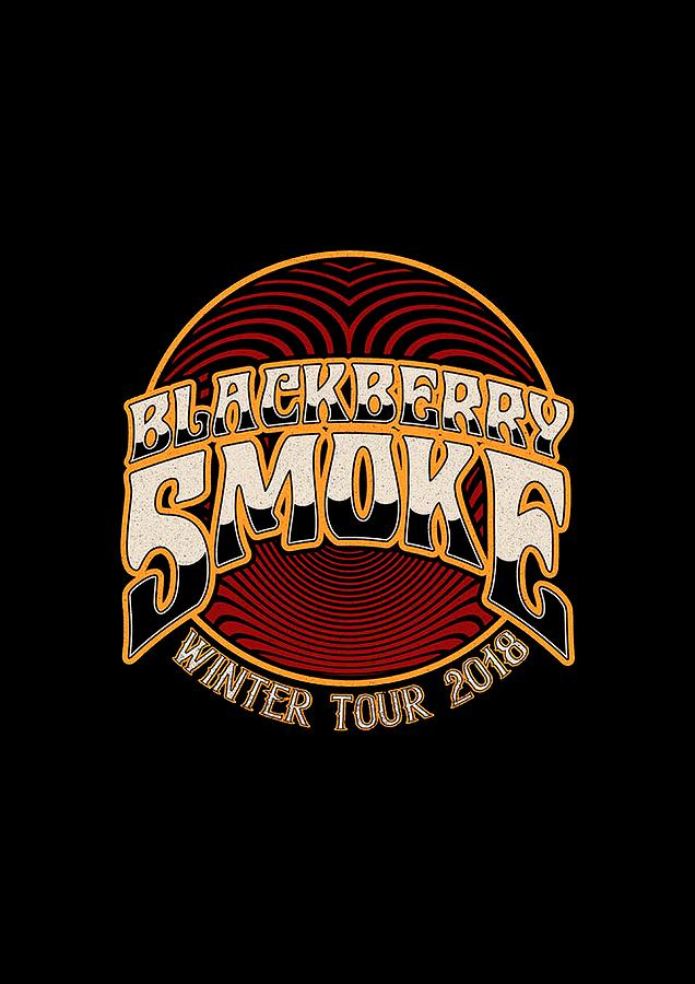 Blackberry Smoke Winter Tour.
