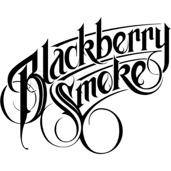 Blackberry Smoke Baby Bib.