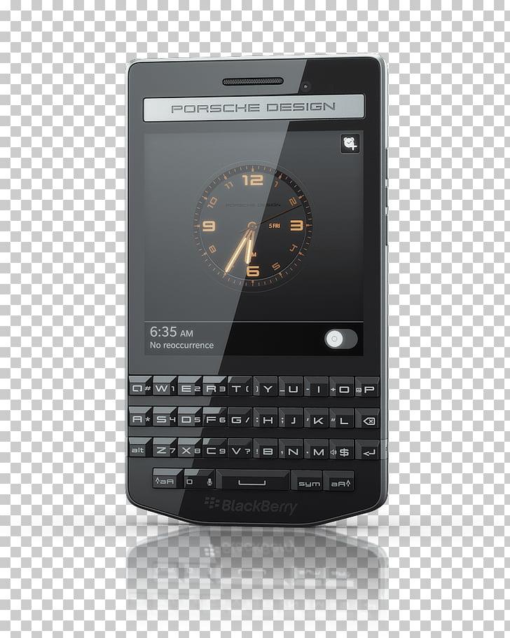 BlackBerry Z10 Porsche Design Telephone BlackBerry OS.