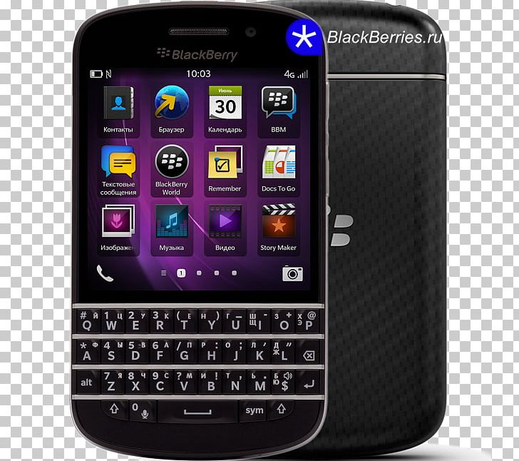 Smartphone Feature Phone BlackBerry Z10 BlackBerry Porsche Design P.
