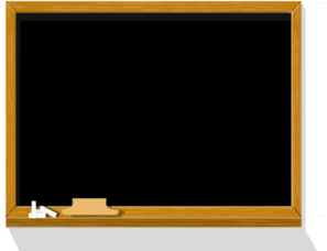 Free Chalkboard Clipart Pictures.
