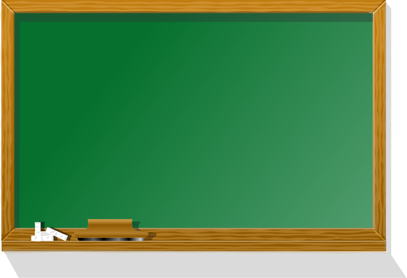 Download High Quality chalkboard clipart transparent.