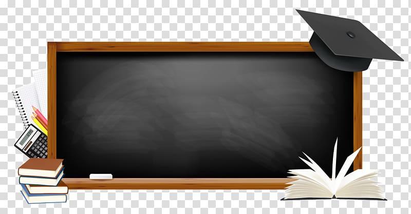 Blackboard Board of education School , blackboard border.