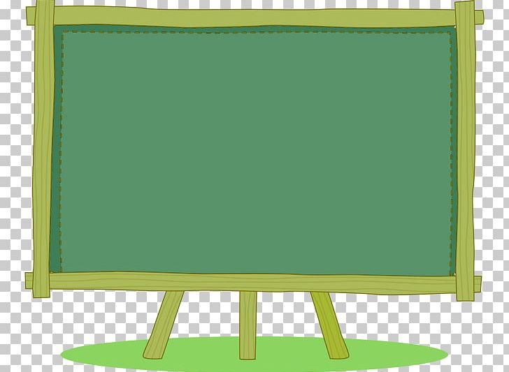 Cartoon Blackboard PNG, Clipart, Angle, Area, Background Green.