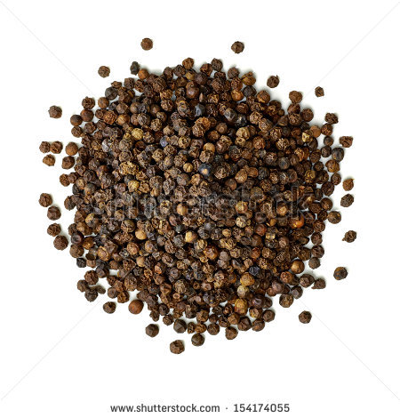 Black Pepper Stock Photos, Royalty.