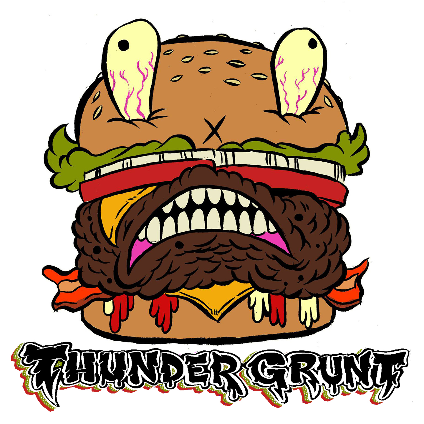 THUNDER GRUNT » Blog Archive » A MOUND OF THUNDER 011.