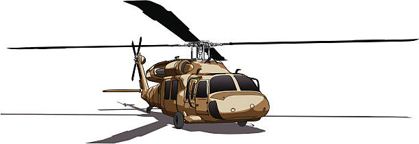 26 Black Hawk Helicopter Clip Art, Vector Graphics and Illustrations.
