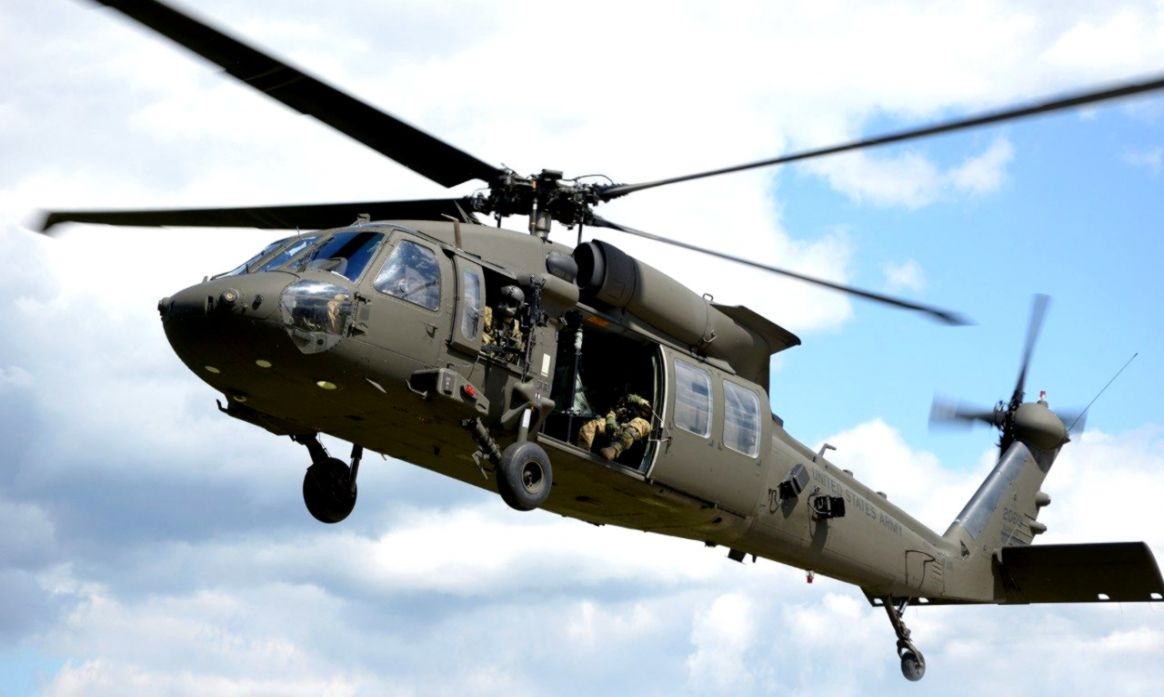 Black Hawk Pictures.