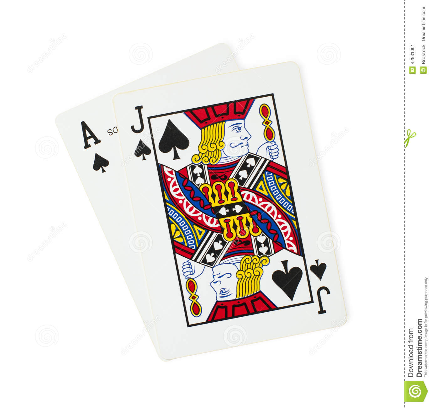 Blackjack Table Clipart.
