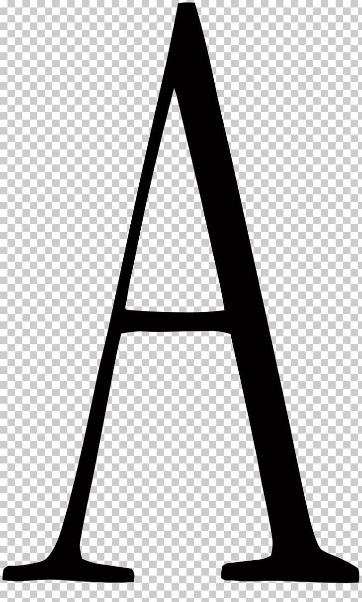 Lettering Alphabet Blackletter, letter a PNG clipart.