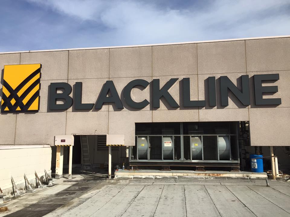 BlackLine on Twitter: \