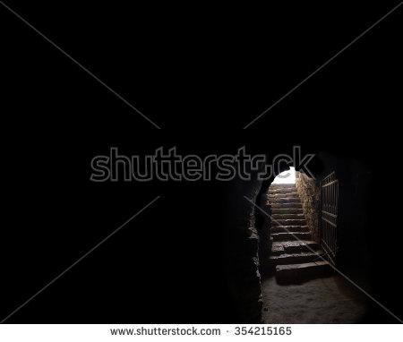 Catacomb Stock Photos, Royalty.