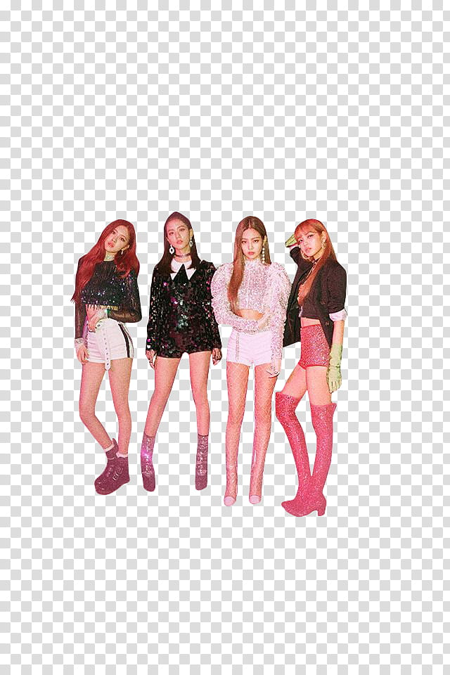 BLACKPINK SQUARE UP, Blackpink K.