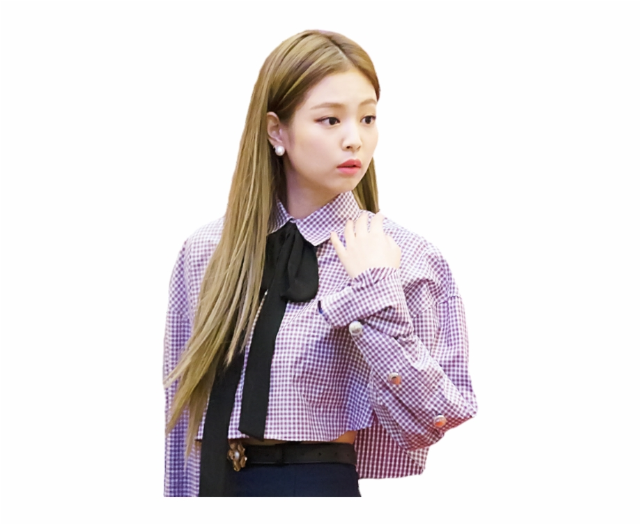 Blackpink Jennie Fashion Style Free PNG Images & Clipart Download.