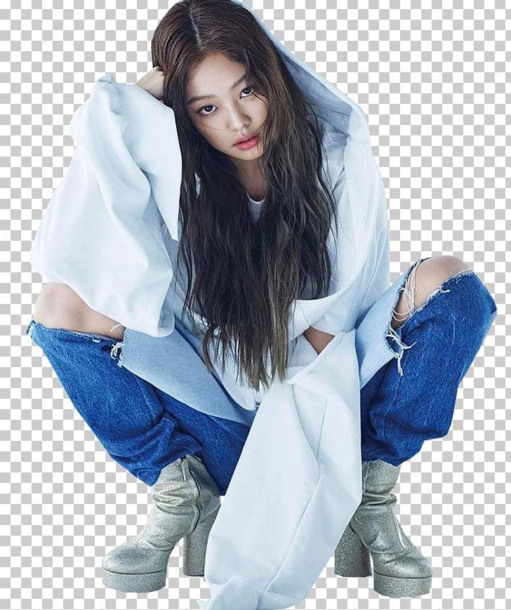 Jennie Kim BLACKPINK Dazed K.