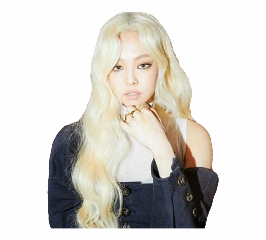 jennie #blackpink #yg #aestethic #korea #korean #blonde.
