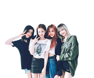 33 images about BLACKPINK [P N G] on We Heart It.