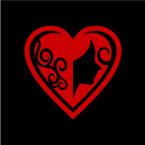 Red Black Background Clipart.