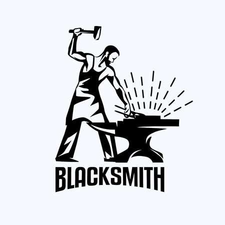 3,886 Blacksmith Cliparts, Stock Vector And Royalty Free Blacksmith.