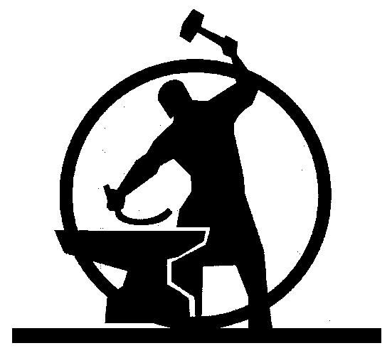 Blacksmith forge clipart.