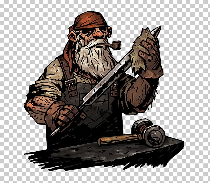 Darkest Dungeon Blacksmith Game Steel Dungeon Crawl PNG, Clipart.