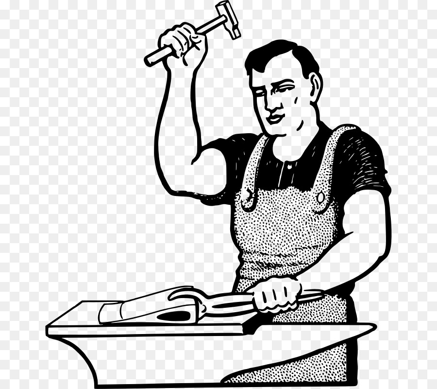 Hammer Cartoon png download.