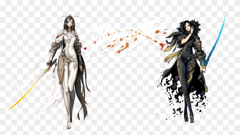 Blade And Soul Png, Transparent Png.