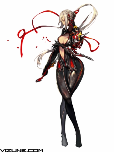 blade and soul , Free png download.